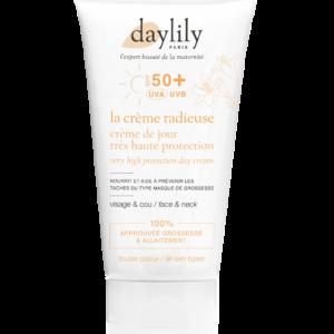 Crème Radieuse, crème de jour SPF50+