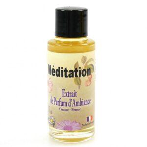 Extrait de Parfum d'ambiance MEDITATION, 15ml