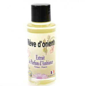 Extrait de Parfum d'ambiance REVE d'ORIENT, 15ml