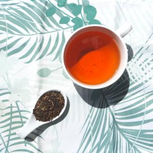 Thé blanc bio à la vanille, 20 ou 50 g
