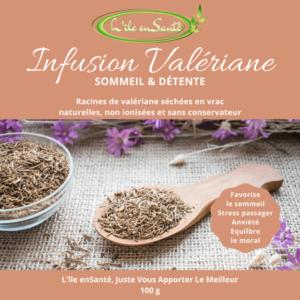 Racines de valériane Bio, 100 g