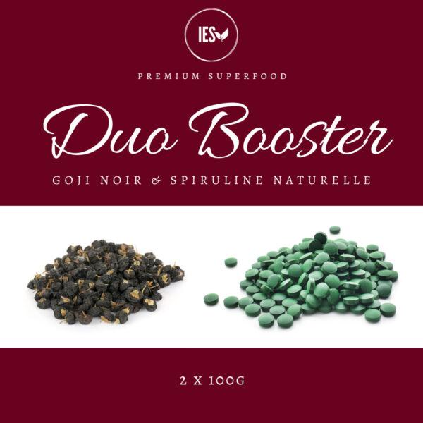 duo booster pour une cure santé et bien-être
