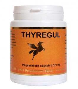 THYREGUL Complément alimentaire pour la Thyroïde