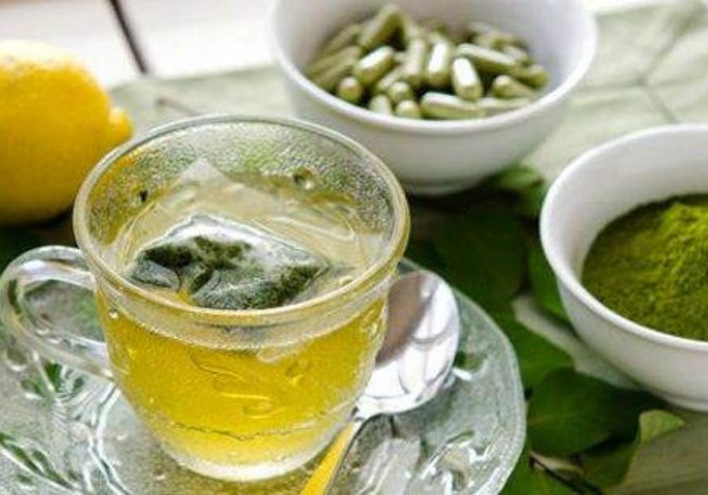 L'infusion Moringa Tea