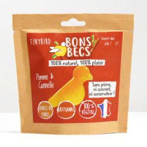 Bonbecs Pomme Cannelle Bio