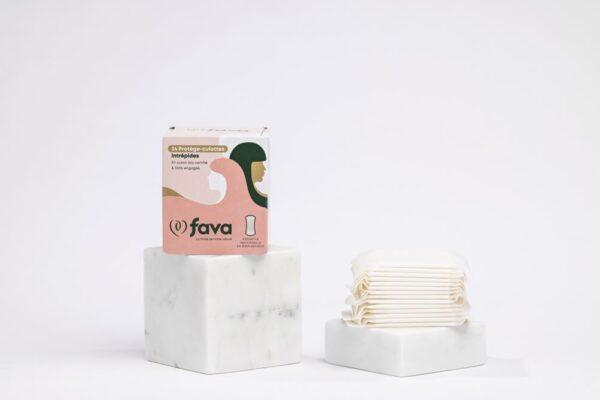 protège-slips bio Fava