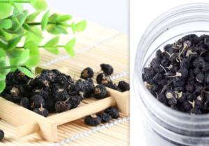 5 recettes pour profiter du Goji noir