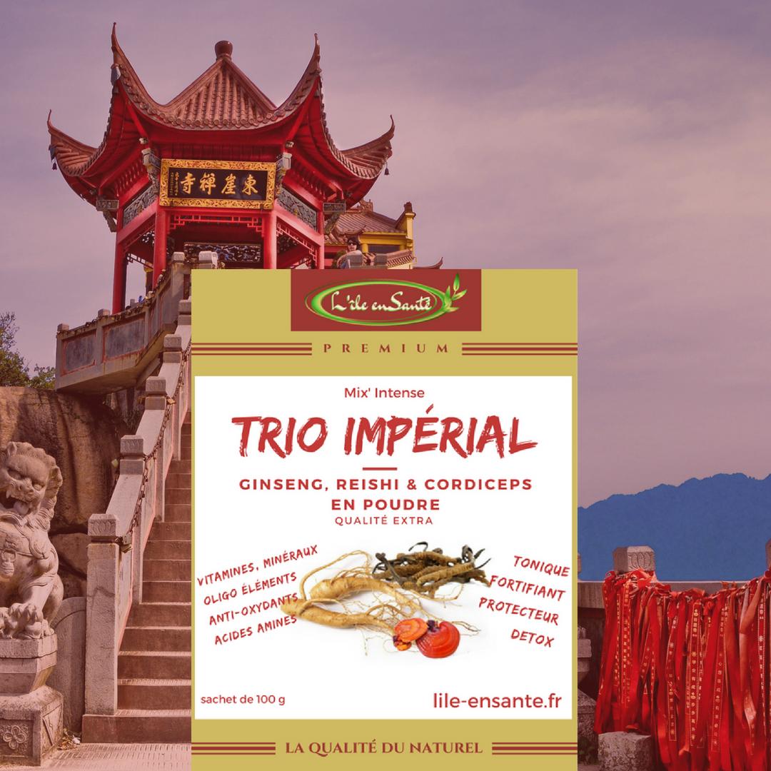 trio impérial rime avec énergie vitale
