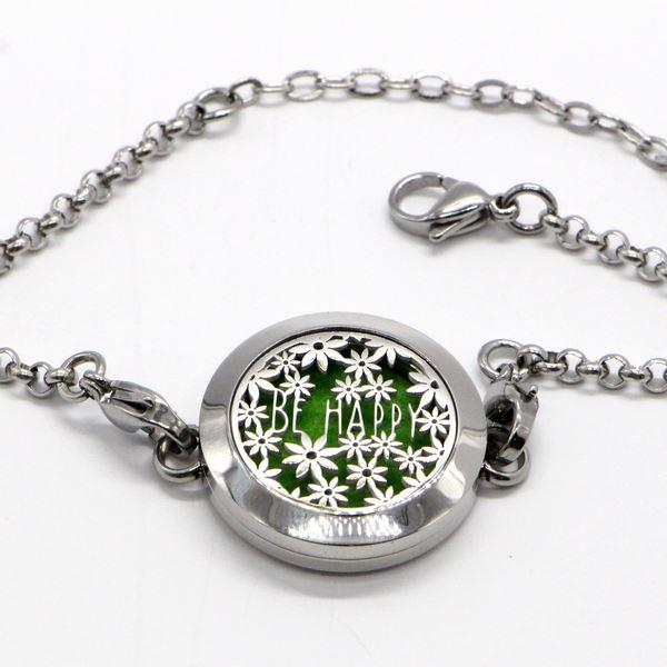 bracelet d'aromathérapie