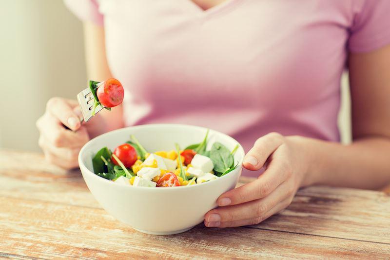 alimentation équilibrée pour une bonne digestion