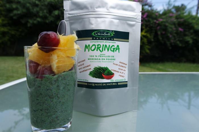 Pudding intense (Chia/Moringa)