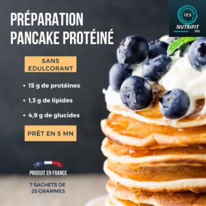 Préparation pour Pancakes Protéinés 7 sachets