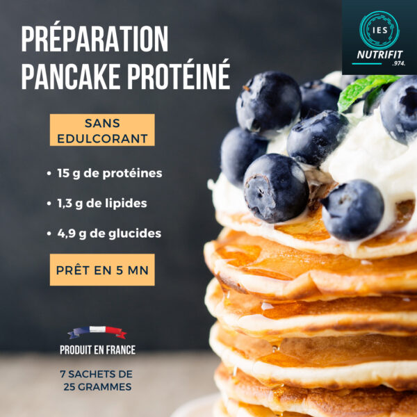 pancakes collation proteins healthy