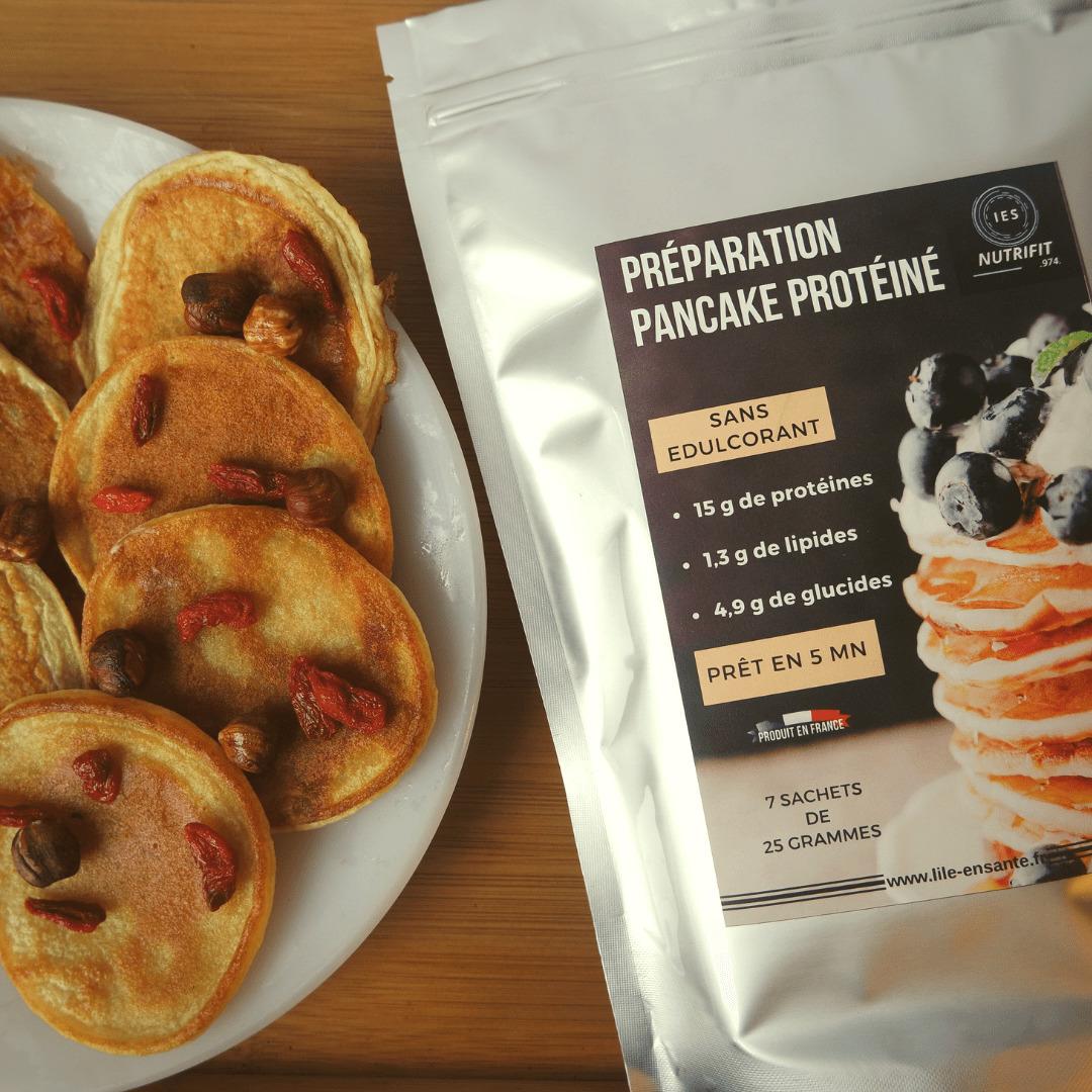 pancakes protéinés pour une bonne récupération