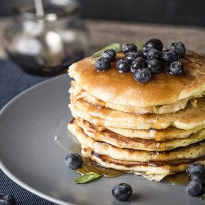 Préparation pour Pancakes Protéinés-échantillon