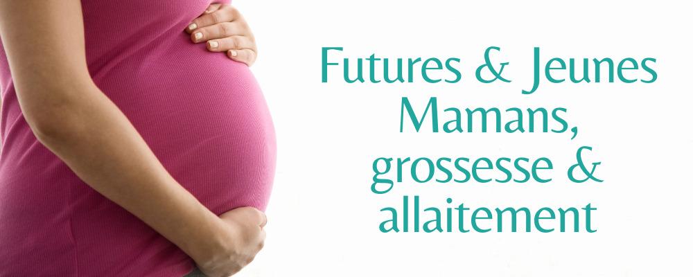 Futures et jeunes mamans